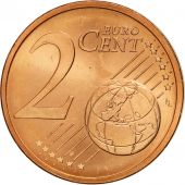 Lithuania, 2 Euro Cent, 2015, MS(63), Copper Plated Steel