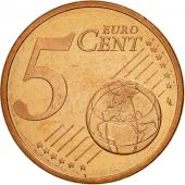 Andorra, 5 Euro Cent, 2014, SPL, Copper Plated Steel