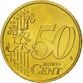 France, 50 Euro Cent, 1999, FDC, Laiton, KM:1287
