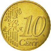 France, 10 Euro Cent, 2000, FDC, Laiton, KM:1285