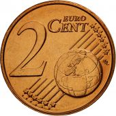 Belgique, 2 Euro Cent, 2003, FDC, Copper Plated Steel, KM:225