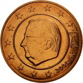 Belgium, 5 Euro Cent, 2003, MS(65-70), Copper Plated Steel, KM:226
