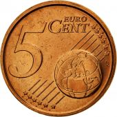 Belgique, 5 Euro Cent, 2003, FDC, Copper Plated Steel, KM:226