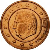 Belgium, 2 Euro Cent, 2004, MS(65-70), Copper Plated Steel, KM:225