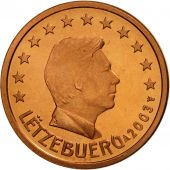 Luxembourg, 2 Euro Cent, 2003, FDC, Copper Plated Steel, KM:76