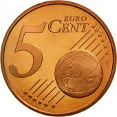 Luxembourg, 5 Euro Cent, 2003, FDC, Copper Plated Steel, KM:77
