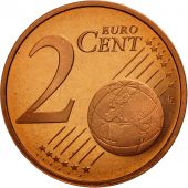 Luxembourg, 2 Euro Cent, 2004, FDC, Copper Plated Steel, KM:76