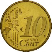 Luxembourg, 10 Euro Cent, 2004, FDC, Laiton, KM:78
