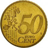 Luxembourg, 50 Euro Cent, 2004, FDC, Laiton, KM:80