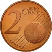 Netherlands, 2 Euro Cent, 2003, MS(65-70), Copper Plated Steel, KM:235