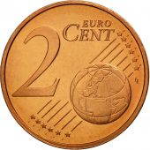 Pays-Bas, 2 Euro Cent, 2004, FDC, Copper Plated Steel, KM:235