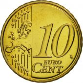 France, 10 Euro Cent, 2009, FDC, Laiton, KM:1410