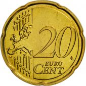 France, 20 Euro Cent, 2009, FDC, Laiton, KM:1411
