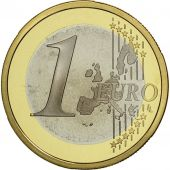 France, Euro, 1999, BE, Bi-Metallic, KM:1288