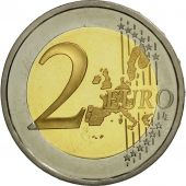France, 2 Euro, 2000, BE, Bi-Metallic, KM:1289