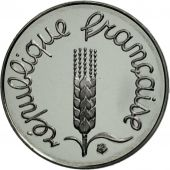 France, Centime, 1994, Paris, BE, Stainless Steel, Gadoury:91b