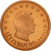 Luxembourg, 2 Euro Cent, 2004, FDC, Copper Plated Steel