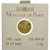 France, 100 Euro, 2008, FDC, Or, KM:1536