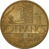 France, Mathieu, 10 Francs, 1984, Paris, SUP, Nickel-brass, KM:940, Gadoury:814