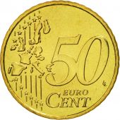 Coin, France, 50 Euro Cent, 1999, MS(65-70), Brass, KM:1287
