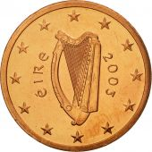 IRELAND REPUBLIC, 5 Euro Cent, 2003, FDC, Copper Plated Steel, KM:34