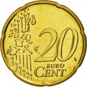 IRELAND REPUBLIC, 20 Euro Cent, 2003, FDC, Laiton, KM:36