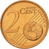 Finlande, 2 Euro Cent, 2003, FDC, Copper Plated Steel, KM:99