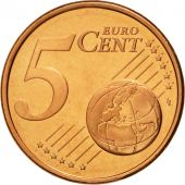 Finlande, 5 Euro Cent, 2003, FDC, Copper Plated Steel, KM:100
