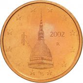 Italie, 2 Euro Cent, 2002, FDC, Copper Plated Steel, KM:211