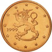 Finlande, 5 Euro Cent, 1999, FDC, Copper Plated Steel, KM:100