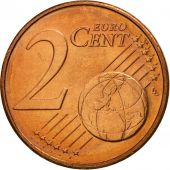 Pays-Bas, 2 Euro Cent, 2001, FDC, Copper Plated Steel, KM:235