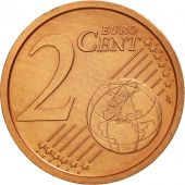 Cité du Vatican, 2 Euro Cent, 2010, FDC, Copper Plated Steel, KM:376