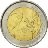 Spain, 2 Euro, Don Quichotte, 2005, AU(55-58), Bi-Metallic, KM:1063