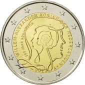 Netherlands, 2 Euro, Foundation, 2013, MS(63), Bi-Metallic