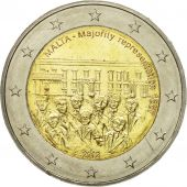 Malta, 2 Euro, Majority representation, 2012, MS(63), Bi-Metallic, KM:145