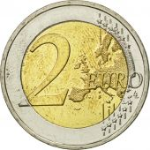 Greece, 2 Euro, Marathon, 2010, MS(63), Bi-Metallic, KM:236