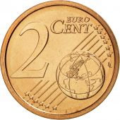 San Marino, 2 Euro Cent, 2011, MS(65-70), Copper Plated Steel, KM:441
