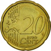 Slovaquie, 20 Euro Cent, 2009, SUP, Laiton, KM:99