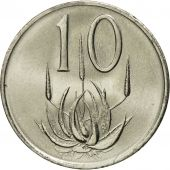 South Africa, 10 Cents, 1982, MS(65-70), Nickel, KM:112