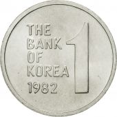 KOREA-SOUTH, Won, 1982, FDC, Aluminium, KM:4a