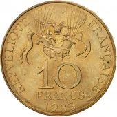 France, La conquête, 10 Francs, 1983, Paris, SPL, Nickel-Bronze, KM:952