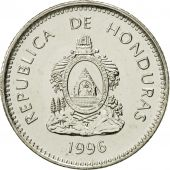 Honduras, 20 Centavos, 1996, FDC, Nickel plated steel, KM:83a.2