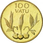 Vanuatu, 100 Vatu, 2002, British Royal Mint, FDC, Nickel-brass, KM:9