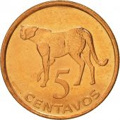 Mozambique, 5 Centavos, 2006, FDC, Copper Plated Steel, KM:133