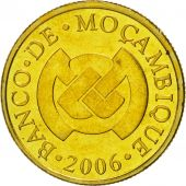 Mozambique, 10 Centavos, 2006, FDC, Brass plated steel, KM:134