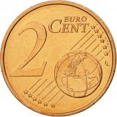 Estonia, 2 Euro Cent, 2011, MS(65-70), Copper Plated Steel, KM:62
