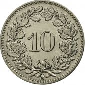 Suisse, 10 Rappen, 1988, Bern, SPL, Copper-nickel, KM:27