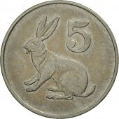 Zimbabwe, 5 Cents, 1988, SUP+, Copper-nickel, KM:2