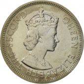 Mauritius, Elizabeth II, Rupee, 1978, MS(60-62), Copper-nickel, KM:35.1