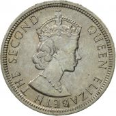 Mauritius, Elizabeth II, 1/4 Rupee, 1978, MS(63), Copper-nickel, KM:36